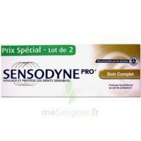 Sensodyne Protection Complète Lot De 2 X 75 Ml à Saint-Chef