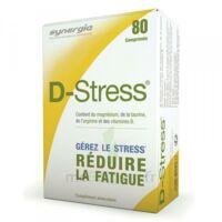 D-stress, Boite De 80 à Saint-Chef