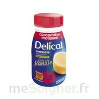 Delical Boisson Hp Hc Concentree Nutriment Vanille 4bouteilles/200ml à Saint-Chef