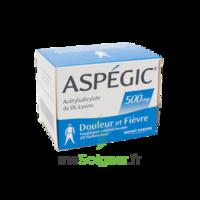 Aspegic 500 Mg, Poudre Pour Solution Buvable En Sachet-dose 20 à Saint-Chef