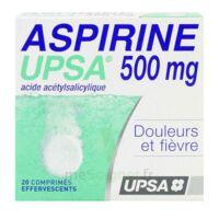 Aspirine Upsa 500 Mg, Comprimé Effervescent à Saint-Chef