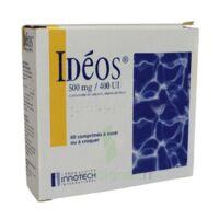Ideos 500 Mg/400 Ui, Comprimé à Sucer Ou à Croquer à Saint-Chef