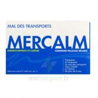 Mercalm, Comprimé Pelliculé Sécable à Saint-Chef