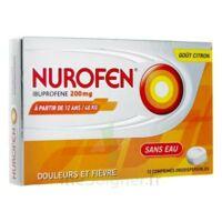 Nurofen 200 Mg, Comprimé Orodispersible à Saint-Chef