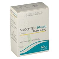 Mycoster 10 Mg/g Shampooing Fl/60ml à Saint-Chef