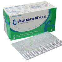 Aquarest 0,2 %, Gel Opthalmique En Récipient Unidose à Saint-Chef