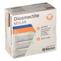 DIOSMECTITE MYLAN 3 g Pdr susp buv 30Sach/3g à Saint-Chef