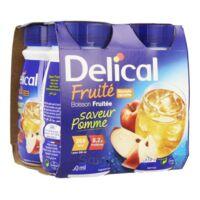 Delical Boisson Fruitee Nutriment Pomme 4bouteilles/200ml à Saint-Chef