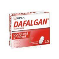 Dafalgan 1000 Mg Comprimés Pelliculés Plq/8 à Saint-Chef