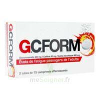 GCFORM, comprimé effervescent à Saint-Chef