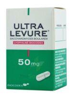 ULTRA-LEVURE 50 mg Gélules Fl/50 à Saint-Chef
