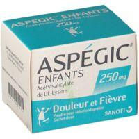 Aspegic Enfants 250, Poudre Pour Solution Buvable En Sachet-dose à Saint-Chef