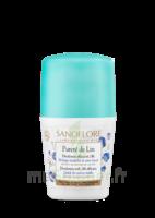 Sanoflore Déodorant Pureté De Lin Roll-on/50ml à Saint-Chef
