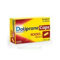 Dolipranecaps 1000 Mg Gélules Plq/8 à Saint-Chef