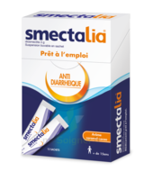 SMECTALIA 3 g Suspension buvable en sachet 12Sach/10g à Saint-Chef