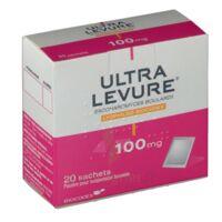 Ultra-levure 100 Mg Poudre Pour Suspension Buvable En Sachet B/20 à Saint-Chef