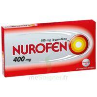 Nurofen 400 Mg Comprimés Enrobés Plq/12 à Saint-Chef