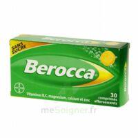 Berocca Comprimés effervescents sans sucre T/30 à Saint-Chef