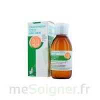 OXOMEMAZINE TEVA 0,33 mg/ml SANS SUCRE, solution buvable édulcorée à l'acésulfame potassique à Saint-Chef