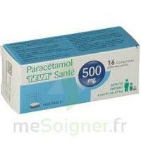 Paracetamol Teva Sante 500 Mg, Comprimé Effervescent à Saint-Chef