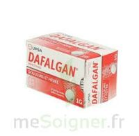 DAFALGAN 1000 mg Comprimés effervescents B/8 à Saint-Chef