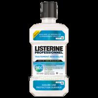 Listerine Professionnel Bain bouche traitement sensibilité 500ml à Saint-Chef