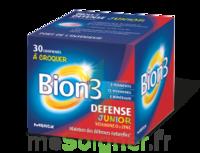 Bion 3 Défense Junior Comprimés à Croquer Framboise B/30 à Saint-Chef
