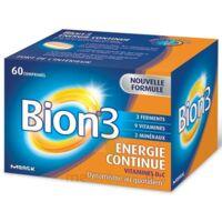 Bion 3 Energie Continue Comprimés B/60 à Saint-Chef
