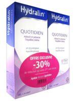 Hydralin Quotidien Gel lavant usage intime 2*200ml à Saint-Chef
