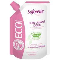 Saforelle Solution soin lavant doux Eco-recharge/400ml à Saint-Chef