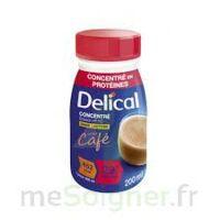 Delical Boisson Hp Hc Concentree Nutriment Café 4bouteilles/200ml à Saint-Chef