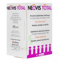 Neovis Total Solution Ophtalmique Lubrifiante Pour Instillation Oculaire 30 Unidose 0,4ml à Saint-Chef