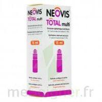 Neovis Total Multi S Ophtalmique Lubrifiante Pour Instillation Oculaire Fl/15ml à Saint-Chef