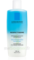 Respectissime Lotion waterproof démaquillant yeux 125ml à Saint-Chef
