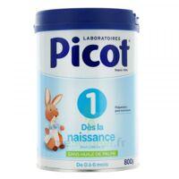 Picot Standard 1 Lait Poudre B/800g à Saint-Chef