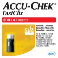 Accu-chek Fastclix Lancettes B/204 à Saint-Chef