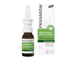 Aromaforce Solution nasale dégage le nez 15ml + Solution à Saint-Chef