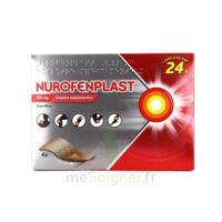 Nurofenplast 200 Mg Emplâtre Médic 4sach à Saint-Chef