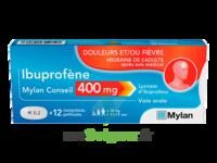 Ibuprofene Mylan Conseil 400mg, Comprimés Pelliculés à Saint-Chef