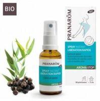 Pranarom Aromastop Spray instant libération rapide Fl/15ml à Saint-Chef