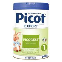 Picot Expert Picogest 1 Lait En Poudre B/800g à Saint-Chef