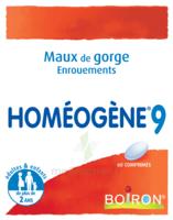 Boiron Homéogène 9 Comprimés à Saint-Chef