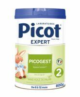 Picot Expert Picogest 2 Lait En Poudre B/800g à Saint-Chef