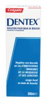 Dentex Solution Pour Bain Bouche Fl/300ml à Saint-Chef