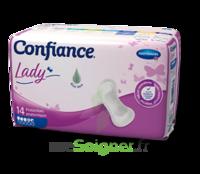 Confiance Lady Protection Anatomique Incontinence 4 Gouttes Sachet/14 à Saint-Chef