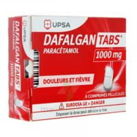 Dafalgantabs 1 G Cpr Pell Plq/8 à Saint-Chef