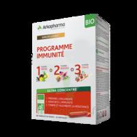 Arkofluide Bio Ultraextract Coffret Programme Immunité 3x10 Ampoules/10ml à Saint-Chef