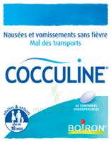 Boiron Cocculine Comprimés orodispersibles B/40 à Saint-Chef
